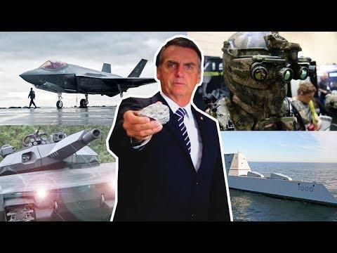 Quão Fortes Poderiam ser as Forças Armadas com NIÓBIO ?