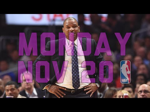 NBA Daily Show: Nov. 20 - The Starters