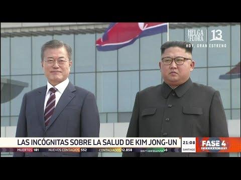 Kim Jong-Un: ¿Qué se sabe del estado de salud del líder norcoreano?
