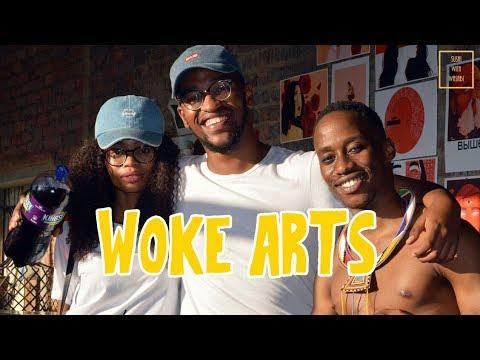 VLOG: Woke Arts