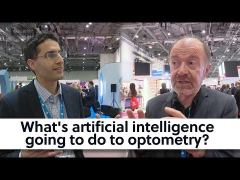 What's artificial intelligence going to do to optometry?