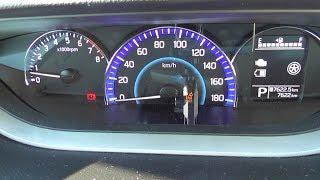 SOLIOマイルドハイブリッド 0~150km フル加速 +エンジン始動