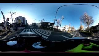 世田谷通り Setagaya Road From Tokyo