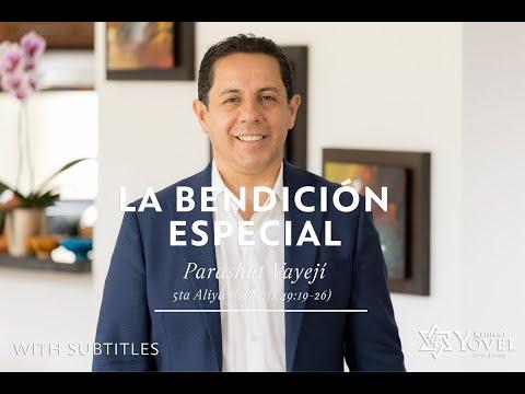 Vayeji - La bendición especial / The special blessing