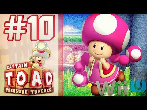 Let's Play: Captain Toad Treasure Tracker - Parte 10