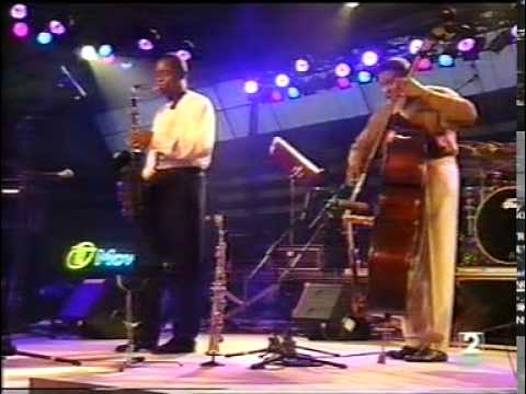 Branford MArsalis Trio Vitoria 1996