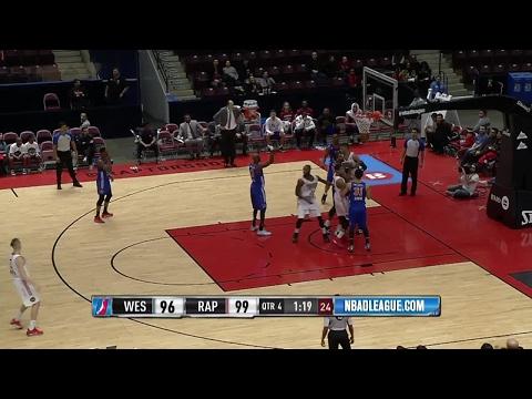 Edy Tavares posts 16 points & 13 rebounds vs. the Knicks