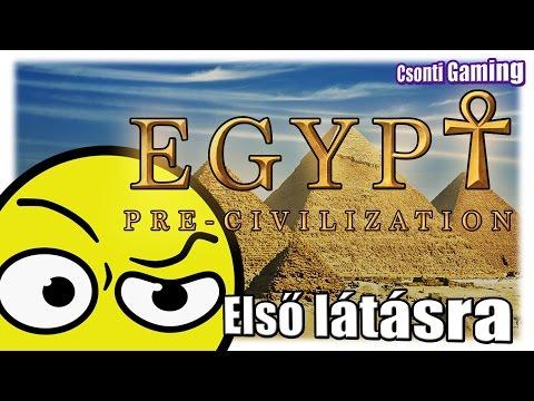 PRE-CIVILIZATION EGYPT | De hol vannak a piramisok? (Első látásra)