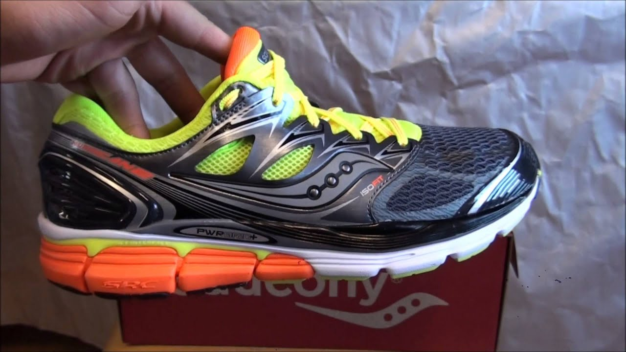 Saucony Hurricane Iso 2 Running Shoes Q97d1469