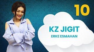 Erke Esmahan - KZ jigit (án mátini)
