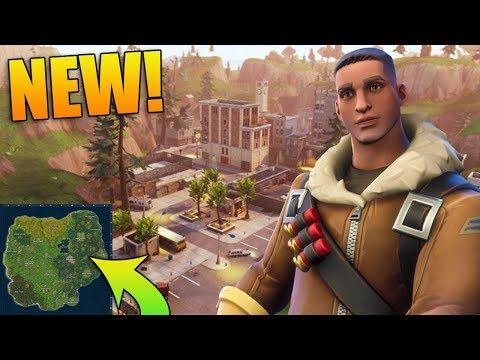 NEW FORTNITE MAP UPDATE! - New Cities and Locations -  700+ Wins - Level 85+ - New Fortnite Gameplay