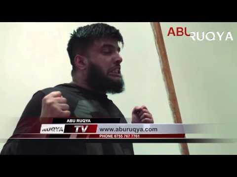 Abu Ruqya   Effects of Black Magic   Jinn Demon Possession   LIVE EXORCISM 18+