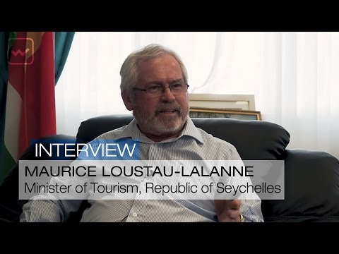 Maurice Loustau-Lalanne, Seychelles Minister of Tourism - World Investment Interviews