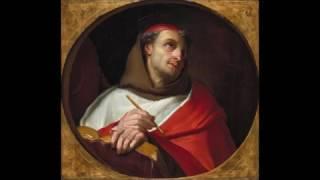 Le petit psautier de la Sainte Vierge (partie 1), St Bonaventure