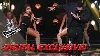 Neha & Badshah's Grand Entry   Sneak Peek   The Voice India Kids - Season 2