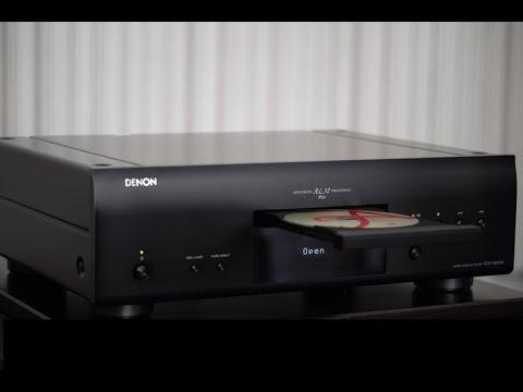 DENON DCD-1600 NE SACD/CD PLAYER - REVIEW 2. TEIL - HD/Stereo