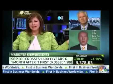 Peter Schiff - The Reality Is We're Living In A Bubble - And ALL Bubbles Burst