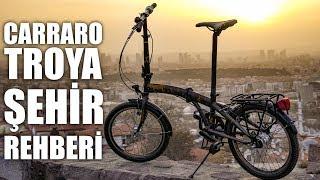 Carraro Troya ile Ankara Şehir Rehberi