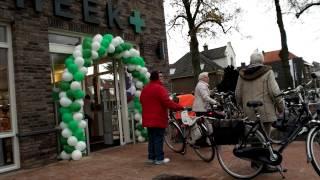 Open Dag Ommer Apotheek aan de Markt in Ommen op 5-11-2016