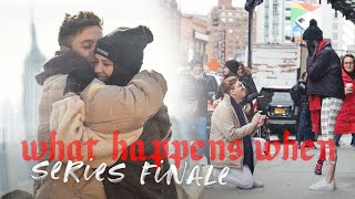 WHEN YOU PROPOSE TO THE LOVE OF YOUR LIFE (What Happens When - Finale)