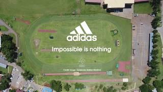 Lea Sprunger X Adidas X South Africa