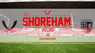 Sheffield United VS Gillingham Home - Shoreham View Vlog