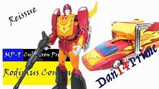 Rodimus Prime Hot Rod Takara Transformers Masterpiece MP-9 Reissue