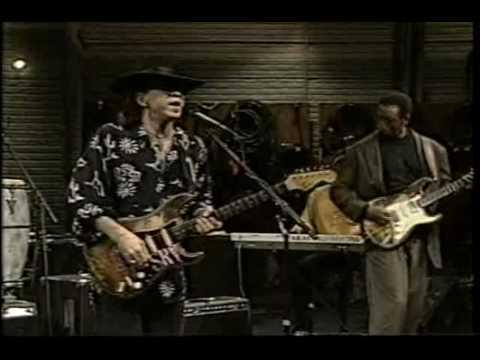 Stevie Ray Vaughan - Crossfire (1/24/89)