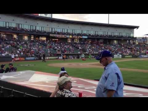 Oklahoma City Redhawks-Round Rock Express 20130825