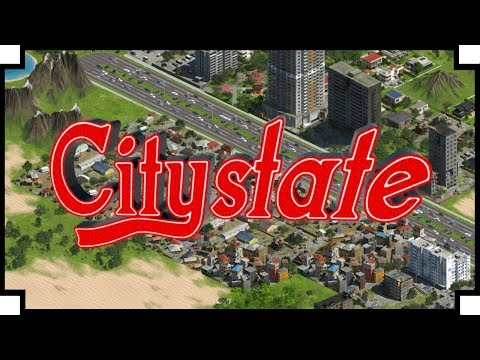 Citystate - (City Builder & Political Sandbox Game)