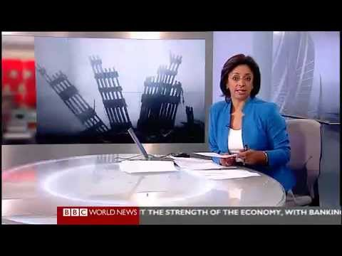 A short edition of BBC World News on Saturday with Martine Dennis