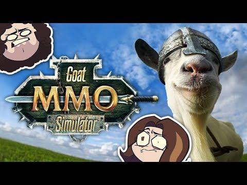 GOAT MMO SIMULATOR - Game Grumps