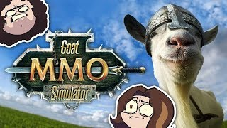 GOAT MMO SIMULATOR - Game Grumps
