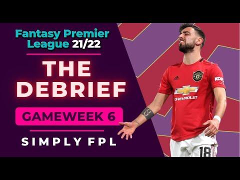 Download FPL GW6 Debrief | Live Q&A | Fantasy Premier League Tips #FPL