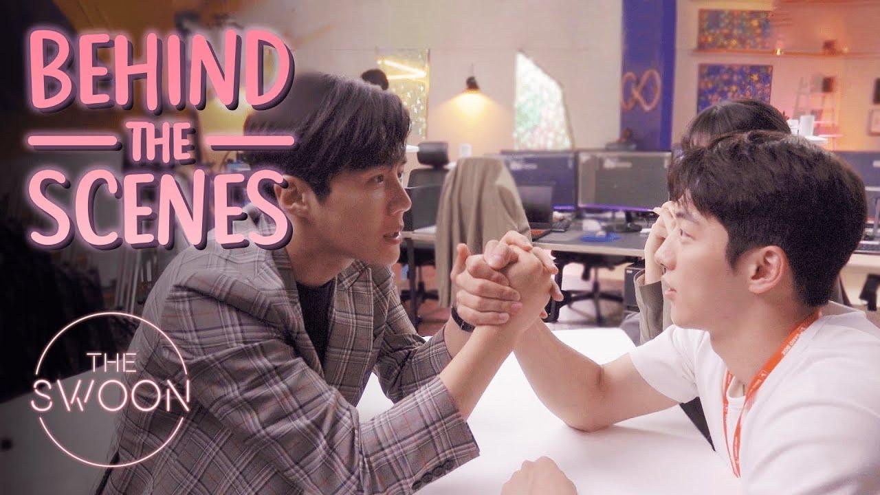 Download [Behind the Scenes] Nam Joo-hyuk and Kim Seon-ho's bromance blooms   Start-Up [ENG SUB]