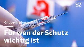 Corona und Grippe: Für wen die Grippeimpfung besonders wichtig ist