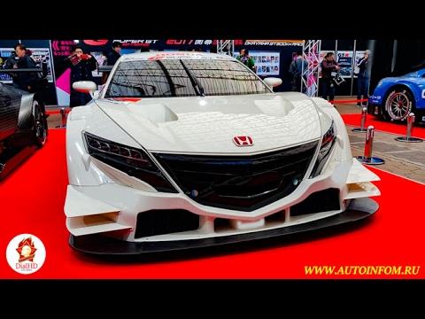 Японский тюнинг автомобилей 2017
