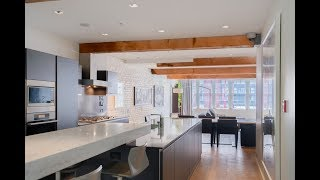 Ultimate NYC Style Loft in Vancouver Suite 20 - 133 Keefer Street, marketed by Paul Albrighton