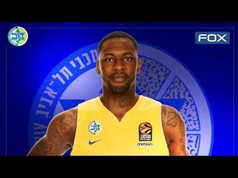 Welcome to Maccabi: Tarik Black
