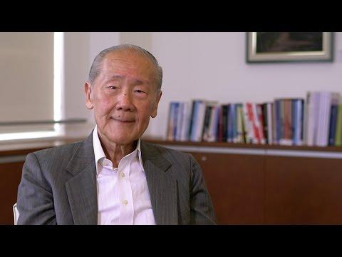 Business China Excellence Award 2016 - Professor Wang Gungwu 通商中国成就奖2016 - 王赓武教授