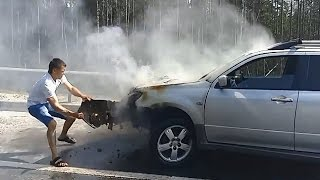 Russian Car crash compilation July week 2