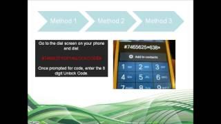 How to Unlock Samsung Galaxy Pop SHV-E220 Via Code (all 3 Instructions)