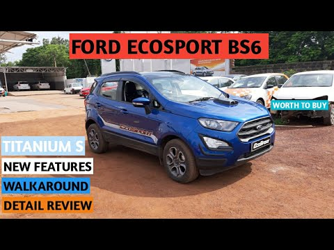 2020-ford-ecosport-bs6-review titanium-s all-feature,price,mileage,spcification detail-review