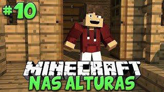 PLANOS PARA O FUTURO! - MINECRAFT NAS ALTURAS #10