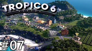 Tropico 6 #07 Let's Play, Wonkmeister's Chocolate Factory Part 4