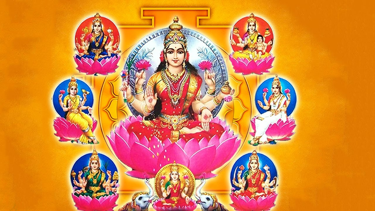 Image result for ashta laxmi images