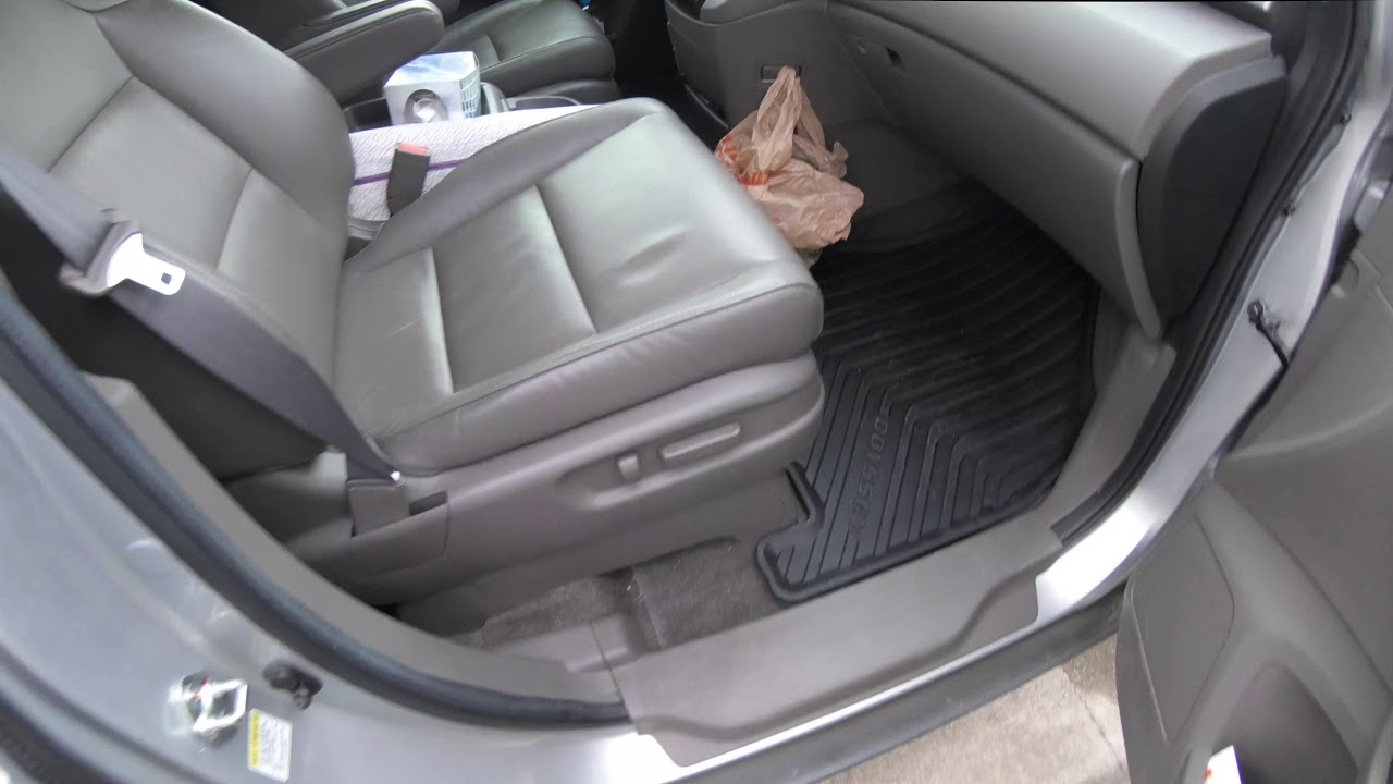 Honda Odyssey OEM All Season Floor Mats Review
