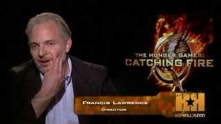 "Francis Lawrence Reveals Shocking Surprises For ""Hunger Games: Mockingjay"""