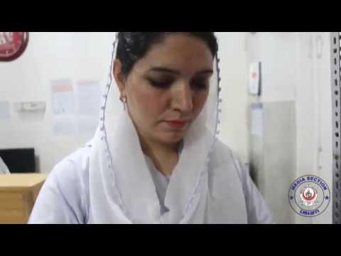 World Nursing Day Tribute a Nursing In Lady Reading Hospital