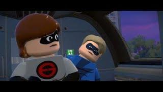 b0675941290 LEGO The Incredibles Hover Train Hijinx Elastigirl,He-Lectrix
